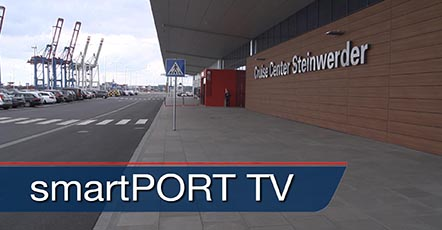 Opening of the Third Cruise Terminal in Hamburg