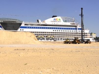 Cruise Boom in Hamburg: Construction of the Third Cruise Terminal started