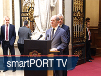 smartPORT TV: Decision on the Elbe river deepening tabled - Hamburg must wait for the EU-verdict