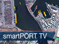 smartPORT TV: The Port of Hamburg: Prospects in 2015