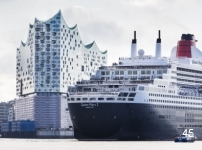 Growth in Cruise Shipping: Hamburg opens a third Cruise Terminal