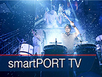 Impressions of the Conference - smartPORT TV Clips in the Gallery