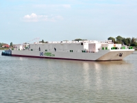 First LNG Hybrid Barge for Cruise Ships improves Hamburg's Carbon Footprint