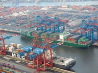 "The Port of Hamburg is growing: Increasing the Efficiency through ""smart"" Port Management"