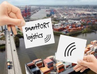 smartPORT logistics - Intelligent Interconnection is the Key to efficient Port Management